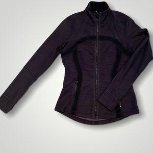 Lululemon Dark Grey Define Jacket Size 8